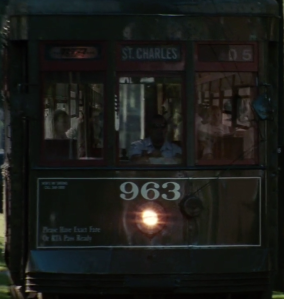 Within the first two minutes we see the Saturnian kabbalistic code on the train.