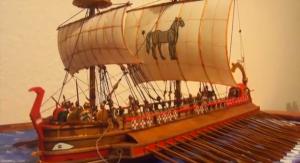 Phoenician Boat