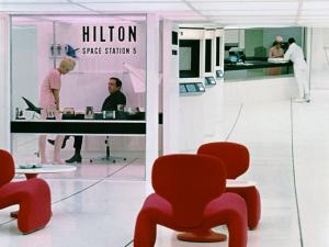 HILTON SPACE STATION 5