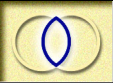 VESICA PISCES, ALPHA = FISH = WOMB