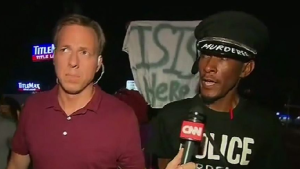 ISIS HERE, EYES HERE, ON THE SILVER SCREEN'S FERGUSON PRODUCTION