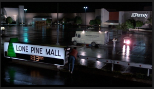 LONE PINE MALL, MARTY MCFLY, MM, 33